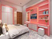 Kamar Set HPL Minimalis Bekasi